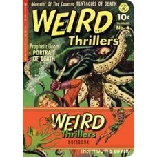 Notizbuch Weird Thrillers