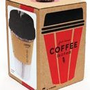 "Notiz-Zettel-Block ""Coffee notes"""