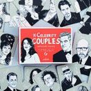 Spiel*The Celebrity Couple Memory Game with famous Duos, past & present!