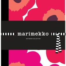 Notizheft-Set*Marimekko Notebook Collection. 3 verschiedene Hefte.