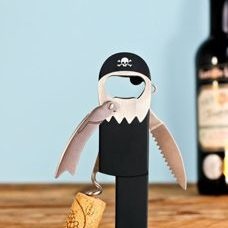 "Korkenzieher ""Legless Pirate Cork Screw""  für Bier & Wein"
