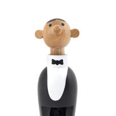 "Korkenzieher ""Gentleman At Your Service Corkscrew"" aus Holz"