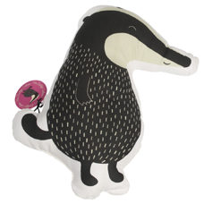 Kissen Mr. Badger