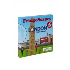 "Magnet-Set ""FridgeScapes: London"" 43 teilig"