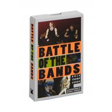 Spiel* Quartett: Battle of the Bands. Rock Trump Cards.